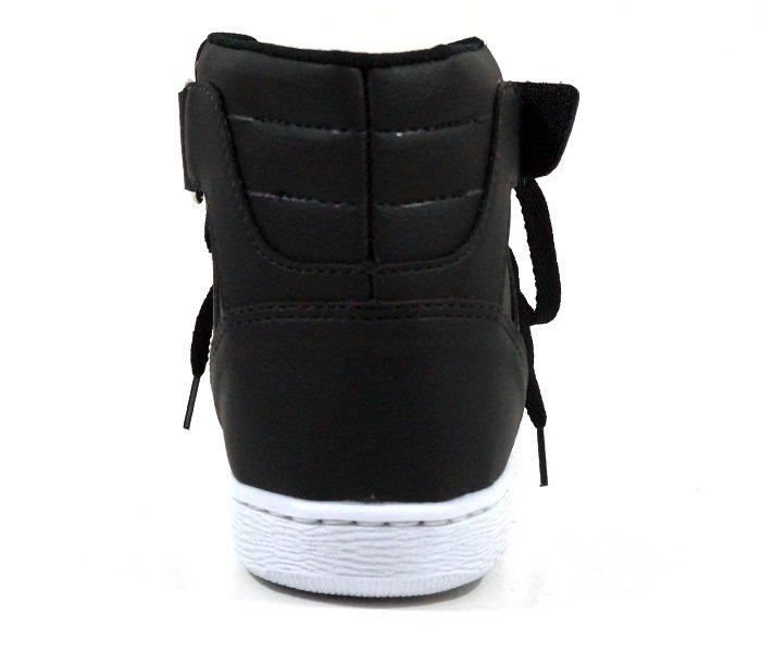 9a7a5d2771663 ... comprar online · Tênis Adidas Varial New Cano Alto Preto e Branco MOD  15016 na internet ...