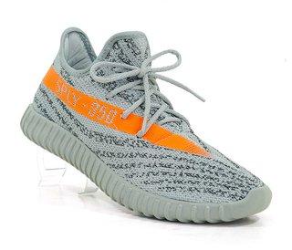 374acf325 Tênis Adidas Yeezy Boost 350 v2 Preto e Branco MOD 15748