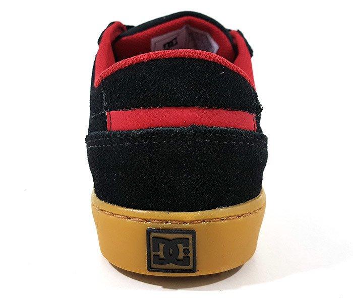 11ff5789b ... comprar online; Tênis DC Shoes Council Couro Preto na internet ...