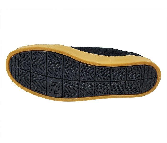 825d5c26d ... Tênis DC Shoes Council Couro Preto - loja online
