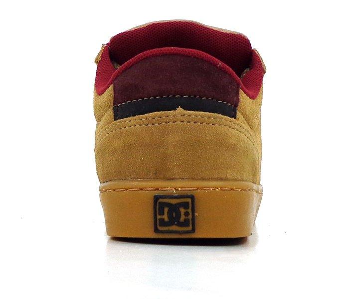 80e0a87a7 ... comprar online · Tênis DC Shoes Council Couro Caramelo na internet ...