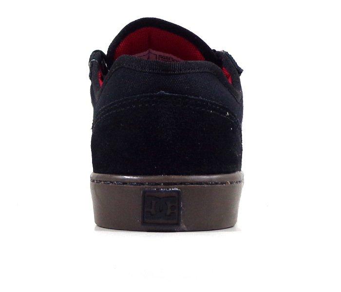 b54ae3ccc9770 ... comprar online  Tênis DC Shoes Tonik S Couro Preto na internet ...