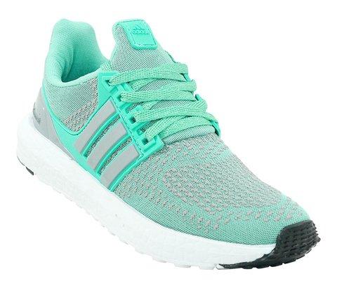 Tênis Feminino Adidas Ultra Boost Endless Energy Verde Água 9a7ffc02876cf