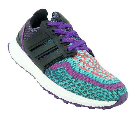 Tênis Feminino Adidas Ultra Boost M Verde e Roxo c7d87c0186970