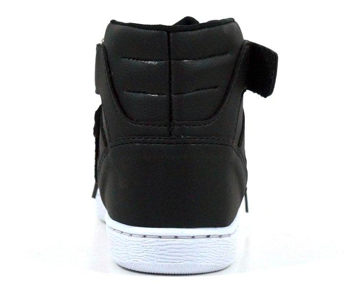1fedd4cb46da3 ... comprar online · Tênis Adidas Varial New Cano Alto Preto e Rosa MOD  15018 na internet ...