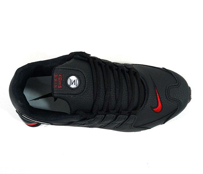 620ebfa9e ... promo code for tênis nike shox nz preto e vermelho bobarato sua loja de  novidades f52ff