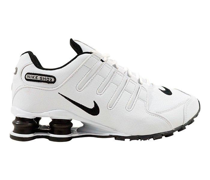389e410d371 ... australia tênis nike shox nz branco e preto comprar online 40262 e60ad  ...