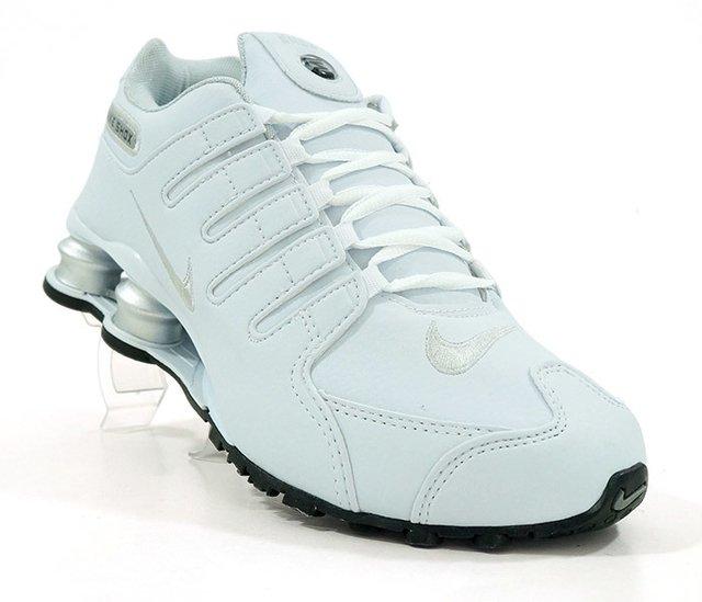 51fea2152b8 Tênis Nike Shox NZ Branco