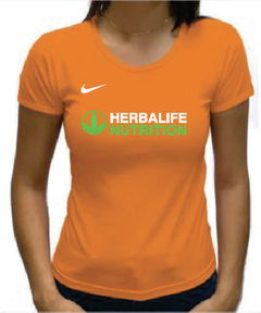 Baby Look Laranja Herbalife Nutrition