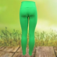Legging Cós Alto NEW GREEN na internet