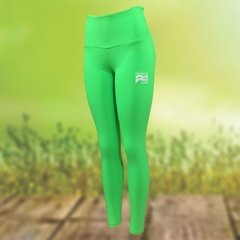 Legging Cós Alto NEW GREEN
