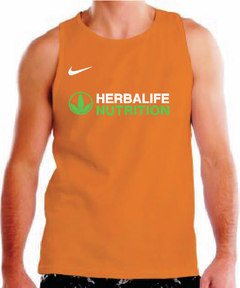 Regata Laranja Herbalife Nutrition