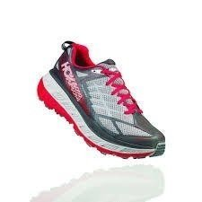 Men's Hoka One One Stinson ATR 4 grey/red - comprar online