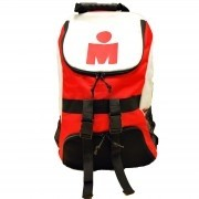IRONMAN Race Backpack - Red/White
