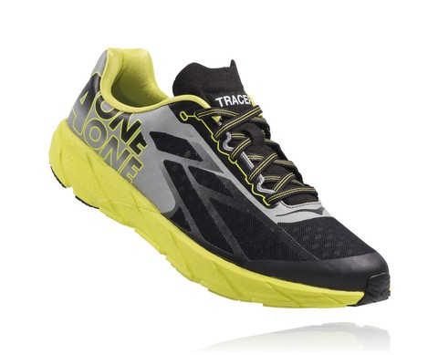HOKA ONE ONE Tracer Men's Shoes Black/Citrus