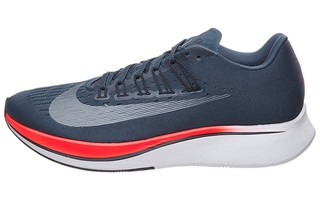 Nike Zoom Fly Men's Shoes Blue Fox/Black/Bright Crimson