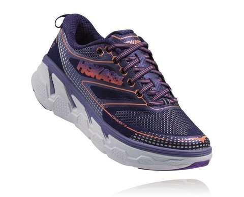 HOKA ONE ONE Conquest 3 Women's Shoes Aura/Blue - comprar online