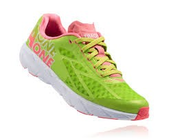 HOKA ONE ONE Tracer Women's Shoes Green/Pink