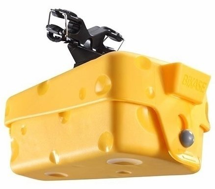ALT-GEAR Cheese Bike Seat Bag