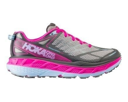 Women's Hoka One One Stinson ATR 4 grey/pink