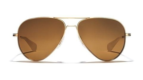 Roka Phantom Sunglasses Gold