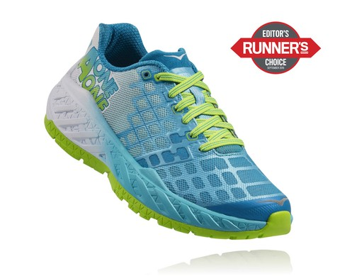 HOKA ONE ONE Clayton Women's Shoes Green/Blue