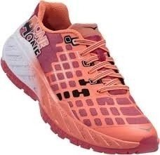 HOKA ONE ONE Clayton Women's Shoes Teaberry/Coral - comprar online