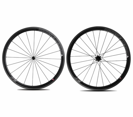 Profile Design 38 TwentyFour Series Carbon Clincher Wheelset