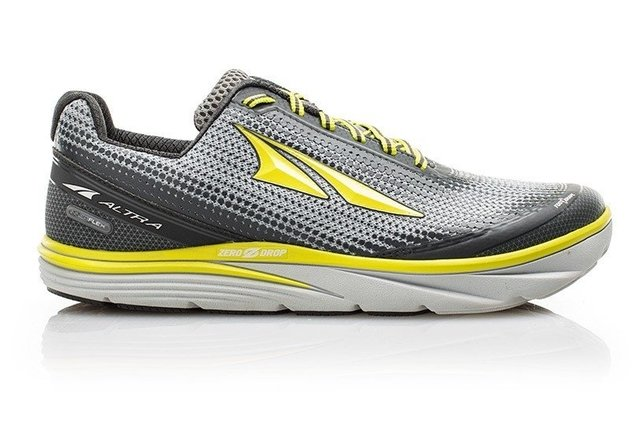 Altra Torin 3.0 Men's Shoes Gray/Lime