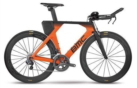2017 BMC TIMEMACHINE 02 ULTEGRA DI2 BIKE