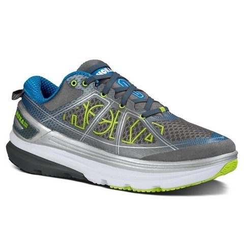 HOKA ONE ONE Constant 2 Men's Shoes Grey/Dir Blue