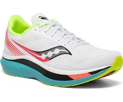 Saucony Endorphin Pro Men's Shoes White Mutant