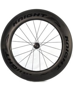 KNIGHT COMPOSITES 95 Carbon Rear Clincher Wheel