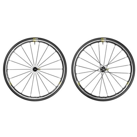 Mavic Ksyrium Elite Clincher Wheelset - Black