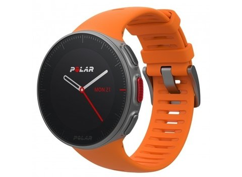 Polar Vantage V GPS Watch orange na internet