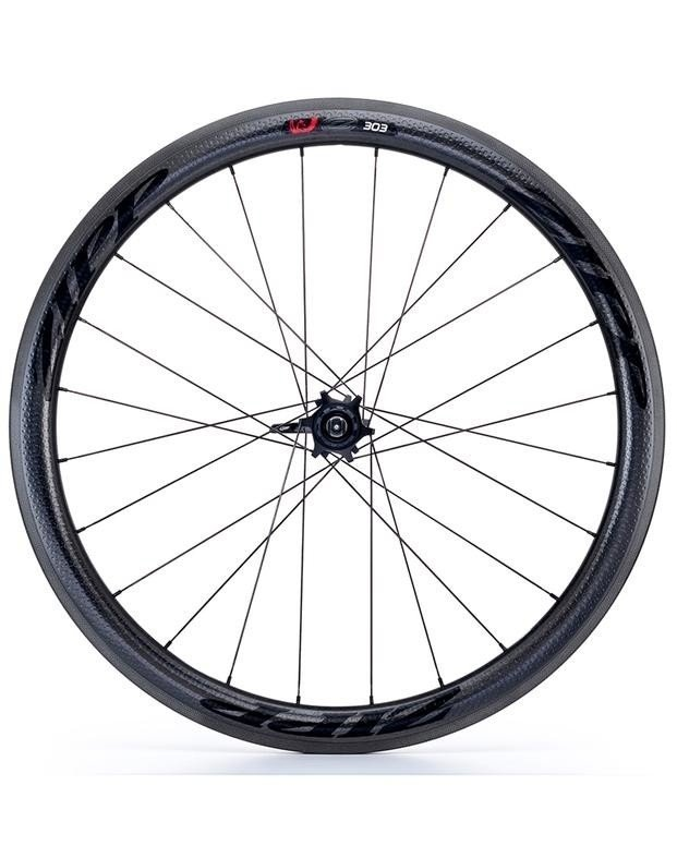 Zipp 303 Firecrest Rear Carbon Clincher Wheel - SRAM/Shimano