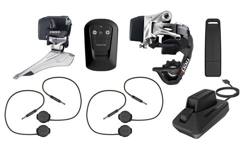 SRAM RED ETAP TRIATHLON MINI GROUP