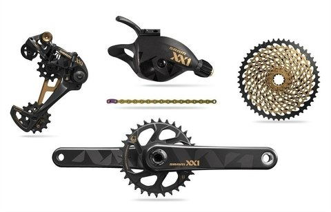 SRAM XX1 EAGLE GXP GROUPSET