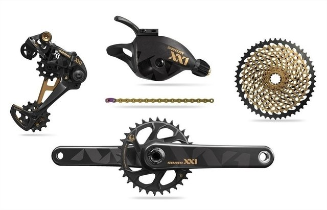 SRAM XX1 EAGLE BB30 GROUPSET