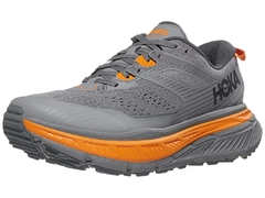 HOKA ONE ONE Stinson ATR 6 Men's Shoes Frost Gray