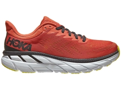 HOKA ONE ONE Clifton 7 Men's Shoes Chili/Black - comprar online