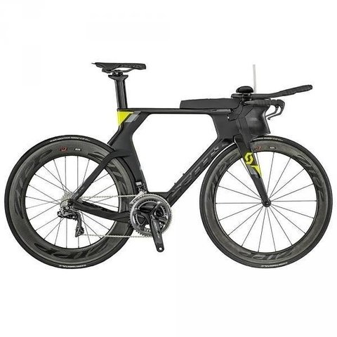 2018 Scott Plasma Premium Triathlon / Time Trial Bike