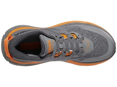 HOKA ONE ONE Stinson ATR 6 Men's Shoes Frost Gray - ASPORTS - Since 1993!
