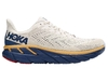 HOKA ONE ONE Clifton 7 TK Men's Shoes Tofu/Indigo