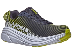 HOKA ONE ONE Rincon 2 Men's Shoes Odyssey Grey/White