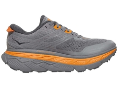 HOKA ONE ONE Stinson ATR 6 Men's Shoes Frost Gray na internet
