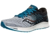 Saucony Freedom 3 Men's Shoes Grey/Blue
