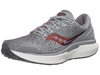 Saucony Triumph 18 Men's Shoes Alloy/Red
