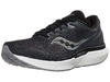 Saucony Triumph 18 Men's Shoes Charcoal/White