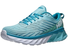 HOKA ONE ONE Arahi 4 Women's Shoes Antigua Sand/Sea